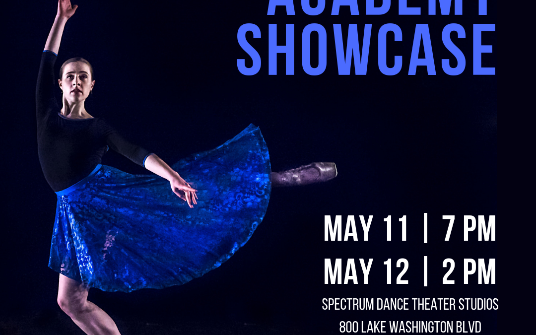 The Academy Showcase May 11 & 12